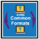 Common Formats logo