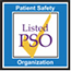 Listed PSO logo